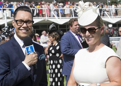 Gok Wan at Goodwood (C4)